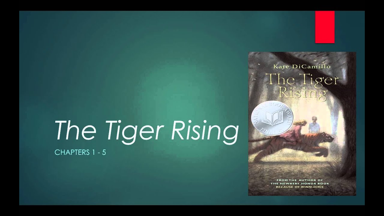 The Tiger Rising Chapter 1 through 5 - YouTube