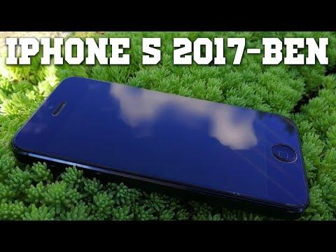 Megéri egy iPhone 5 2017-ben?