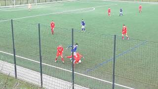 U14/U15 Jhg2006/05 1. FSV Mainz 05 - U15 FC Schalke 04 2:2; VW Automobile Cup Hanau Erlensee