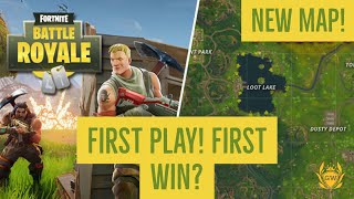 NEW MAP! FOOTBALL SOCCER! GIANT PINATA?  Fortnite Battle Royale! map update! Lets Play! GamerzWorld!