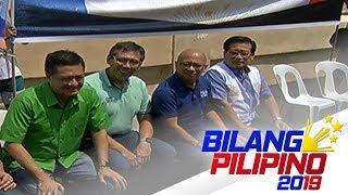 Hugpong ng Pagbabago, dinedma ang hamon ng Otso Diretso na makipagdebate