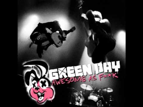 Green Day - East Jesus Nowhere - Live at Awesome As F**k - (Glasgow, Scotland) mp3