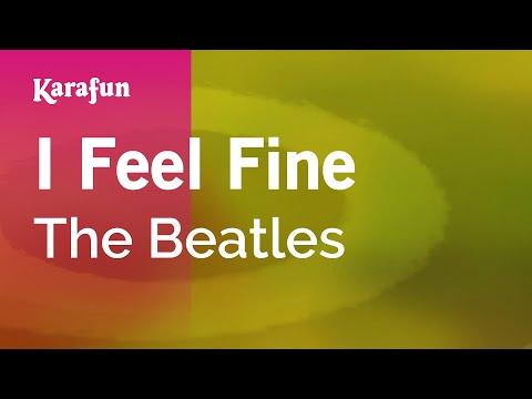 Karaoke I Feel Fine - The Beatles *