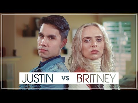 Cover Lagu Justin Timberlake VS Britney Spears MASHUP!! ft Sam Tsui & Madilyn Bailey STAFABAND