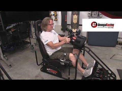 GT Omega Pro Cockpit Review