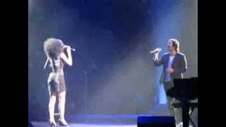 Josh Groban & Judith Hill Remember When It Rained San Jose CA 10/7/13