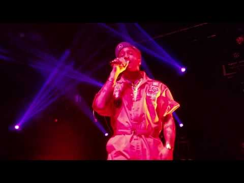 Ro James - ADIDAS - Live