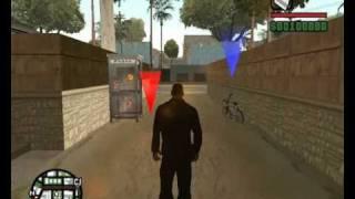 Mod mixterix - GTA SA - parte 1