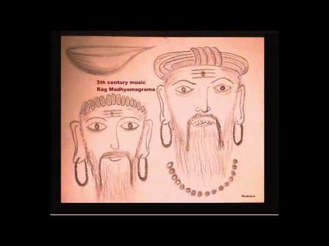 Madhyamagrama 5th century music  wadinlara