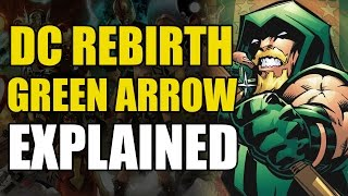 DC Rebirth: Green Arrow Rebirth #1