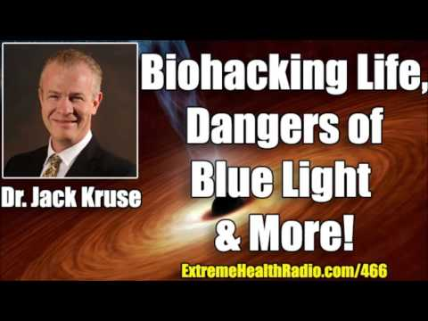Mitochondrial Disease Caused By Blue Light? - Dr. Jack Kruse