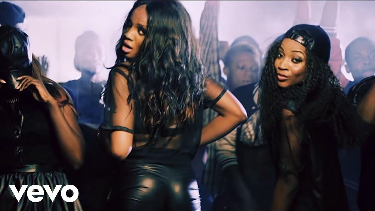 Download Seyi Shay - Ragga Ragga [Official Video]
