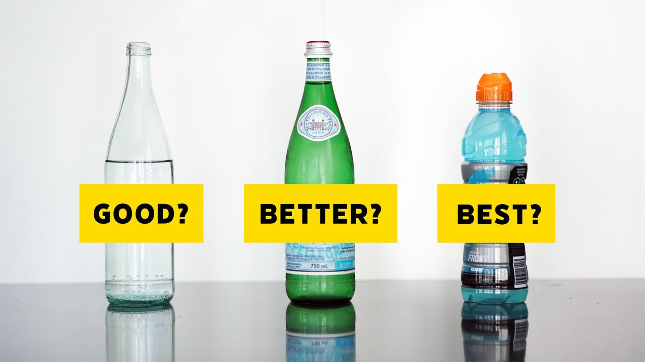 what is the Best Water?
