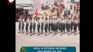 Gambar cover Onesho La Kwata Bubu Kutoka Kwa Maafisa Wa JWTZ Ikulu Dar es Salaam