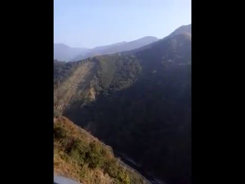 Amazing view in Hsinchu, near Wufeng, northern Taiwan