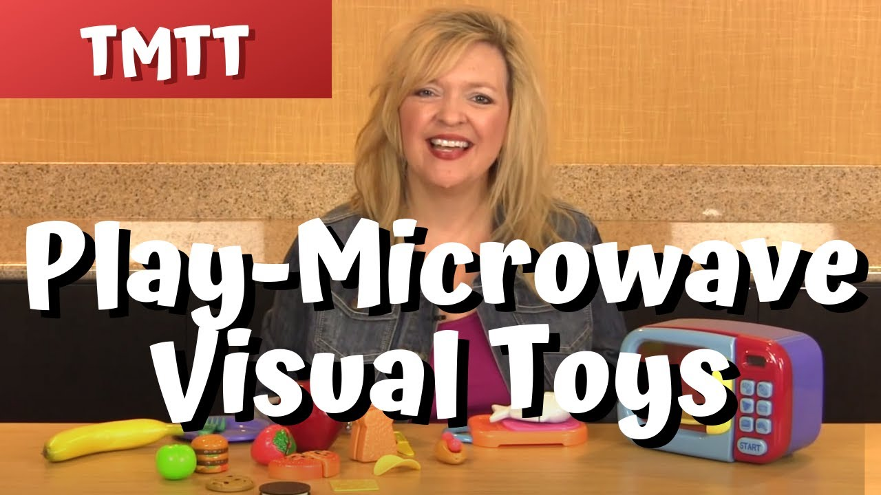 Toys for Visual Toddlers Microwave on Therapy Tip of the Week