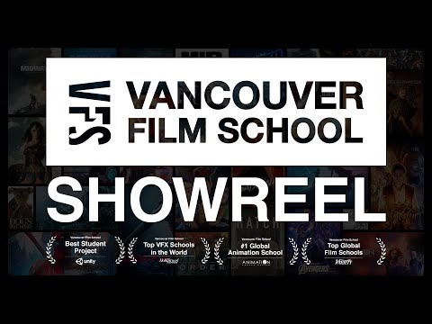The 2020 VFS Showreel - Vancouver Film School (VFS)