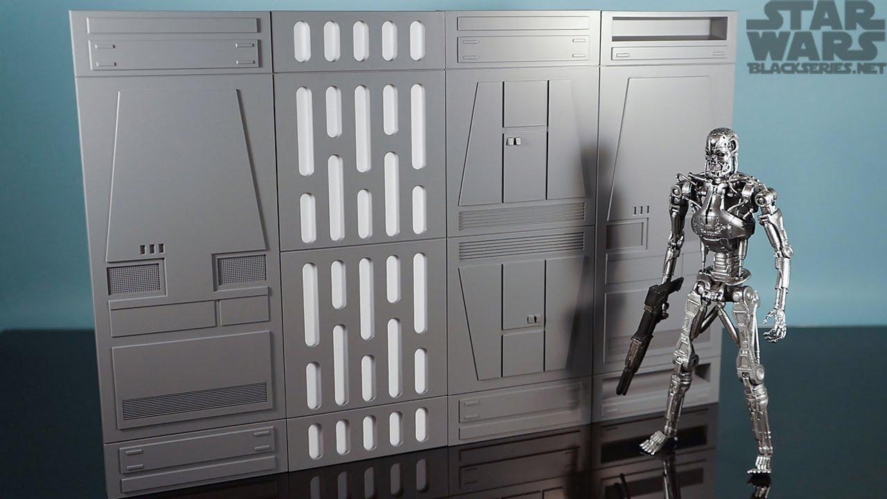 Space Walls Review Star Wars Black Series Wave 1