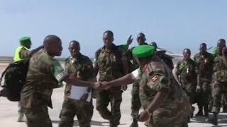 Ugandan troops to help fight al-Shabaab in Somalia