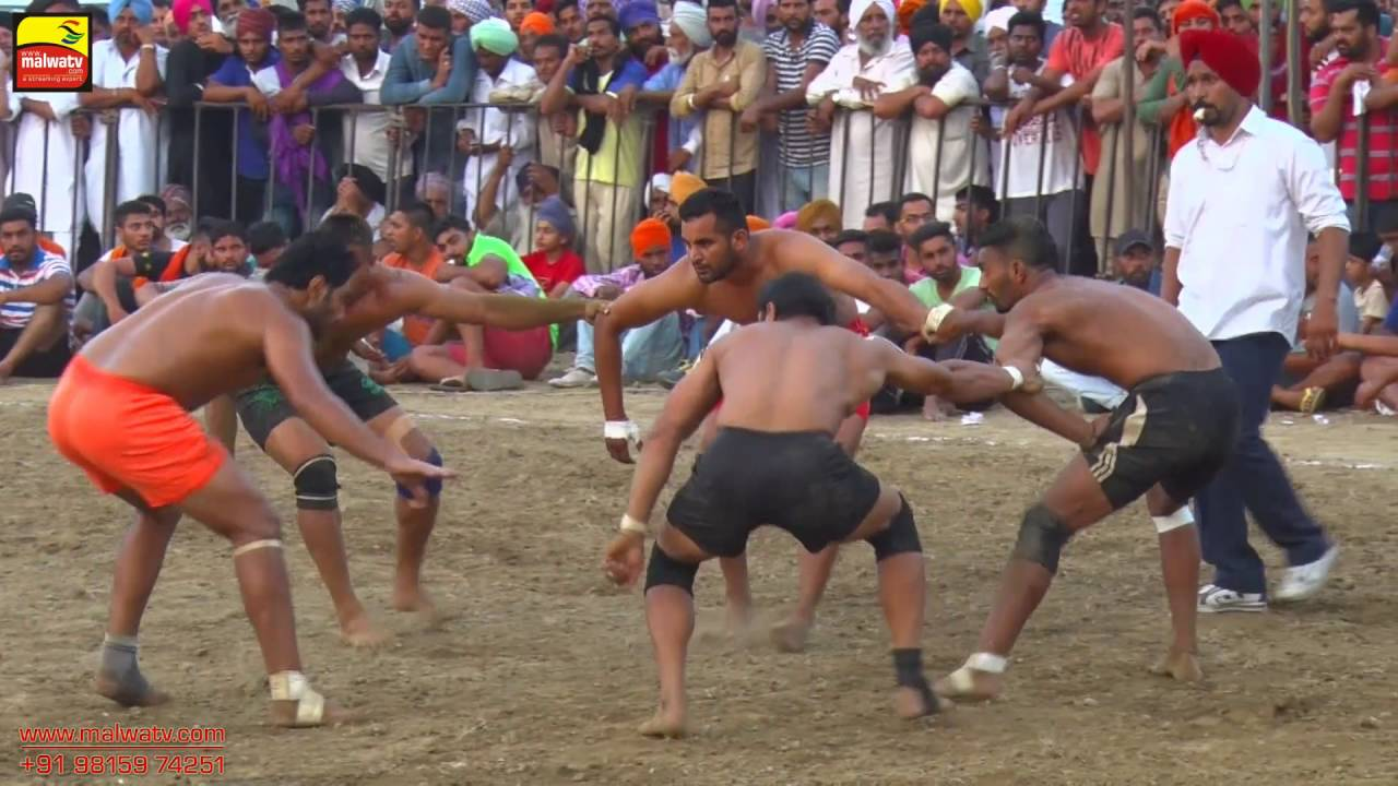 KULEWAL (Samrala) | KABADDI CUP -2016 || OFFICIAL FULL HD VIDEO || Part 3rd