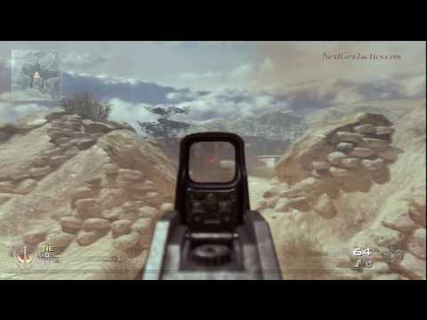 Modern Warfare 2, General Map Walkthrough, Afghan