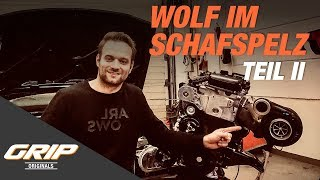 Wolf im Schafspelz Teil 2 - VW Golf Joker I GRIP Originals