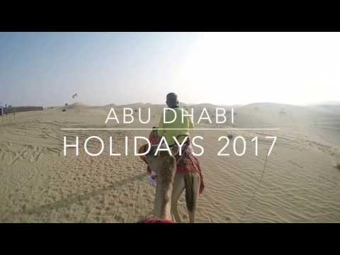 Abu Dhabi - Holidays 2017
