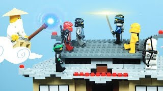 Lego Ninjago: The Spinjitzu Scrolls