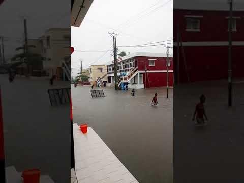 Inondation a Toliara