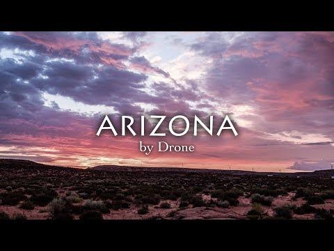 Arizona by Drone in 4K
