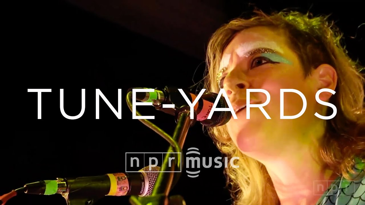 tUnE-yArDs | NPR MUSIC FRONT ROW - YouTube