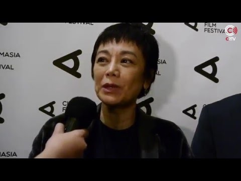 CRTV.NL: interview with Sylvia Chang 張艾嘉