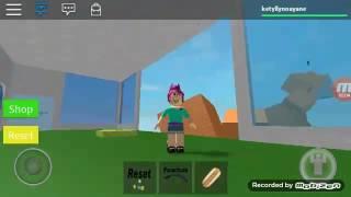 Première vidéo du jeu-ROBLOX