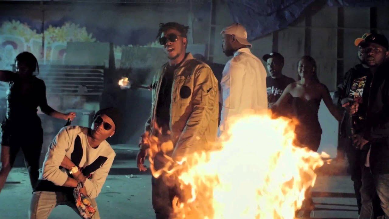 Behind The Scenes - Lagos to Kampala - Runtown ft. Wizkid