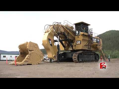 BTV - Eagle Gold Mine   Big Gold Resource In The Yukon