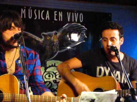 Pepe Curioni y Sergio J. Rojas