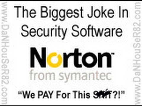Why Norton Sucks?