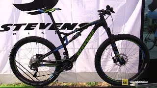 2016 Stevens Jura Mountain Bike - Walkaround - 2015 Eurobike Demo Day
