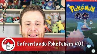 PVP contra Wesley (Direto da Cozinha) - Pokémon GO