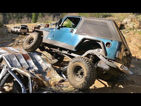 Project LJ - Iron Rock Off Road Premium Long Arm Kit Jeep Wrangler TJ LJ Unlimited IRO Offroad