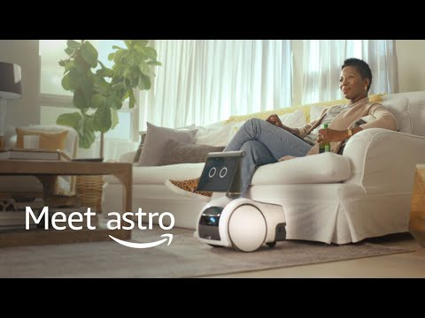 Introducing Amazon Astro – Household Robot for Home Monitoring, with Alexa