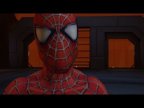 Spider-Man: Friend or Foe - Walkthrough Part 1 - Tokyo, Japan: Industrial Plant