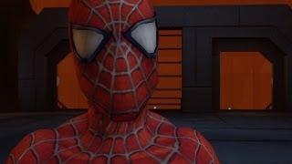 Spider-Man: Friend or Foe - Walkthrough Part 1 - Tokyo, Japan: Industrial Plant