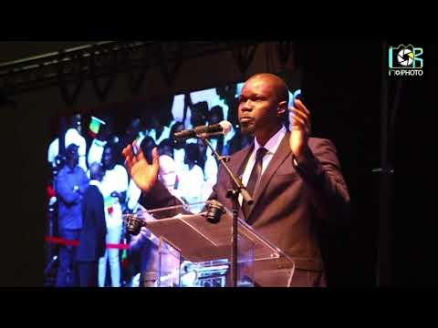 Grand meetign d'Ousmane Sonko à Paris : les temps forts