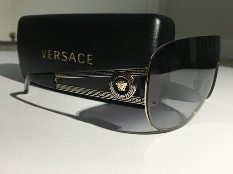 4ab5f06061c Versace VE 2180 Sunglasses Unboxing   Review