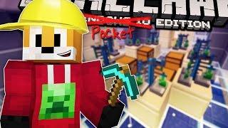 Minecraft | POTION ROOM | Foxy's Bedrock Survival [19]