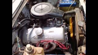 Russian car tuning. тюннинг российских авто москвич ИЖ-412