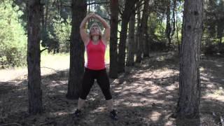 Комплекс упражнений со своим весом, на все группы мышц (зарядка)