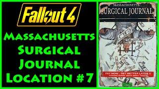 Fallout 4 - Massachusetts Surgical Journal - Greenetech Genetics - 4K Ultra HD