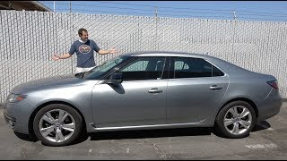 Download The 2011 Saab 9-5 Was the End of Saab Mp3 and Videos